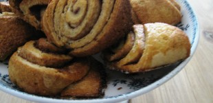 Cinnamon and Cardamom Buns (Leen)